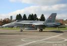 Swiss F/A-18 Hornet Fleet
